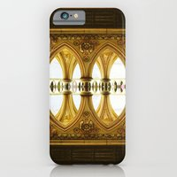 Mont-Saint-Michel Cloister iPhone 6 Slim Case