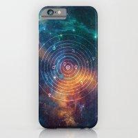 Sum Astrum Pulvis iPhone 6 Slim Case