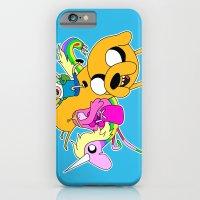 Adventure Time iPhone 6 Slim Case