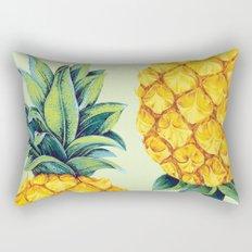 Pineapple Paradise Rectangular Pillow