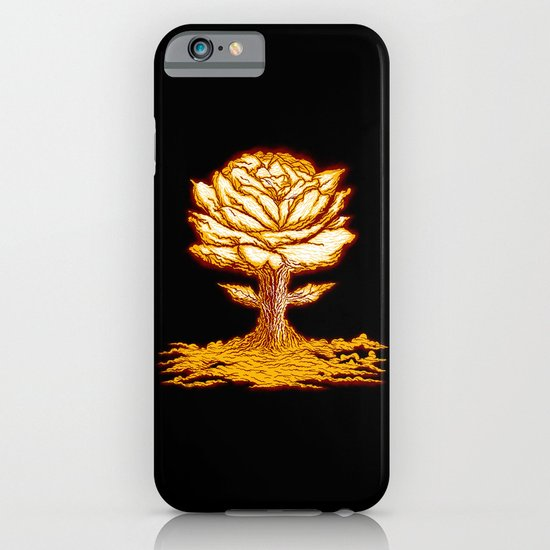 Atomic Bloom iPhone & iPod Case