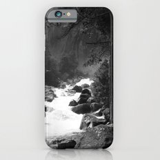 Whiteout Yosemite-2 iPhone 6s Slim Case