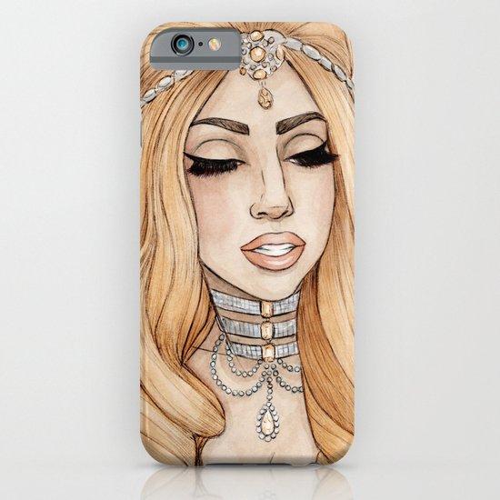 ARTPOP Princess IV iPhone & iPod Case