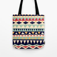 Fox roaming around II Tote Bag