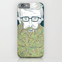 Hipster Beards iPhone 6 Slim Case