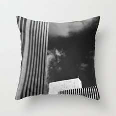 albany, city of the future... Throw Pillow