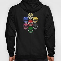 Mighty Morphin Power Rangers Hoody