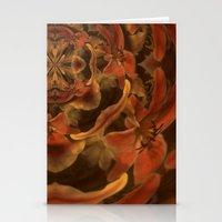 Composición floral Stationery Cards