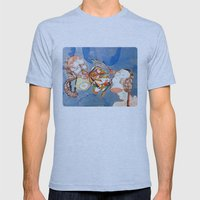 Argue Argue Mens Fitted Tee Athletic Blue SMALL