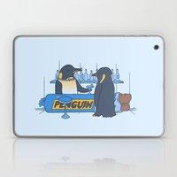 Penguin bar Laptop & iPad Skin