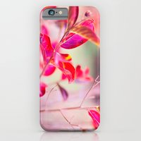 iPhone & iPod Case featuring Princess Leaves by Bren