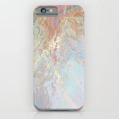 Marble Art V10 #society6 iPhone 6 Slim Case