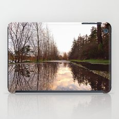 Northwest reflection iPad Case