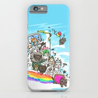 Release The Cats iPhone 6 Slim Case