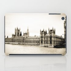 Big Ben and the Houses of Parliament  iPad Case