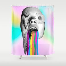 Full Release Shower Curtain