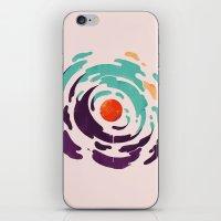 Sun Inside Me iPhone & iPod Skin