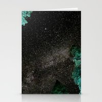 Lake Tahoe Milky Way Stationery Cards