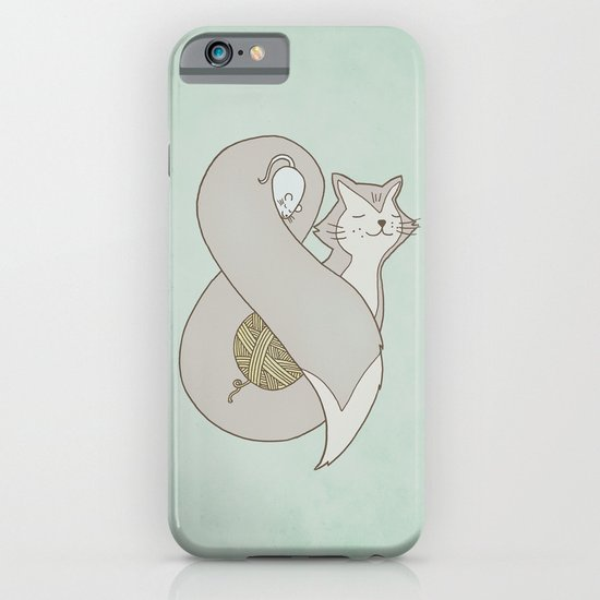 Catpersand iPhone & iPod Case