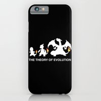The Theory Of Evolution  iPhone 6 Slim Case