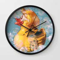 Your Finest Hour Wall Clock