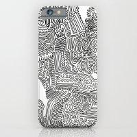 Squigglies iPhone 6 Slim Case