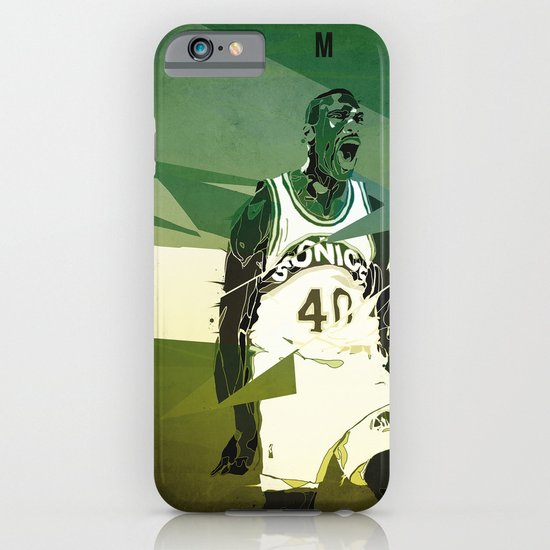 Seattle Reign Man iPhone & iPod Case