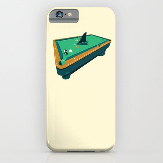 Pool shark iPhone & iPod Case