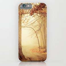 I Heard Whispering in the Woods Slim Case iPhone 6s