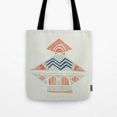 pyramids 2 Tote Bag
