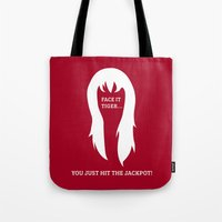 Spiderman - Mary Jane 'Jackpot' Tote Bag