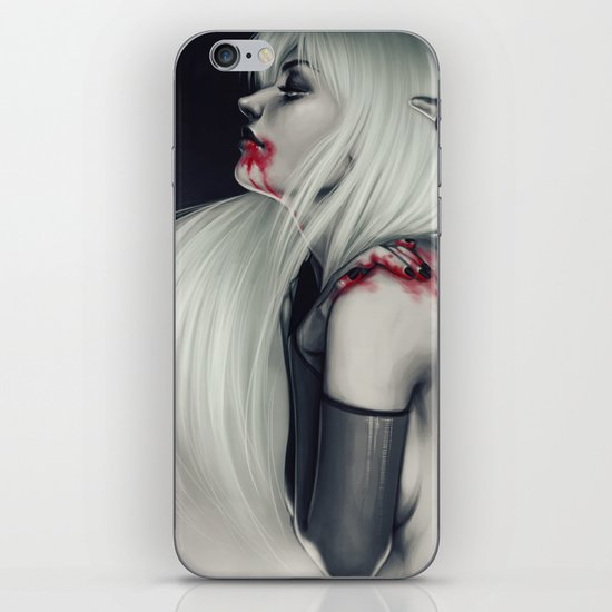 Caught iPhone & iPod Skin