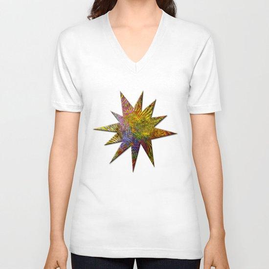 Celebration V-neck T-shirt