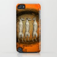 Funny Meerkats  iPod touch Slim Case