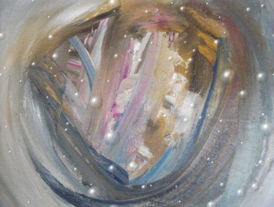 Upperworld Canvas Print