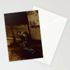 Wanted Man Stationery Cards