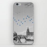 La Lluvia En Bilbao Es U… iPhone & iPod Skin