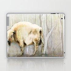 White Buffalo's Hollow Laptop & iPad Skin