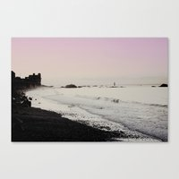Breaking Tide Canvas Print