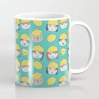 Pattern Project #10 /Lem… Mug