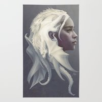 Mother of Dragons Rug