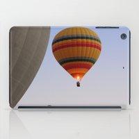 HOT AIR BALLOONS iPad Case