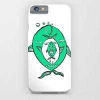 It's a big fish kind of world! iPhone 6 Slim Case