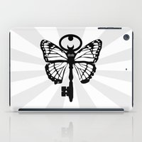 The Key Of Liberty (自由) iPad Case