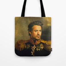 Robert Downey Jr. - Repl… Tote Bag