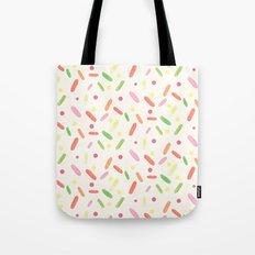 sweet things: liquorice comfit Tote Bag