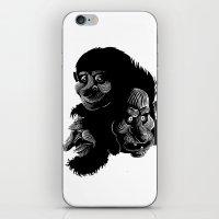 Trolls iPhone & iPod Skin