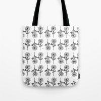 Peony 2 Tote Bag