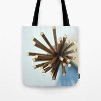 Chopsticks Tote Bag
