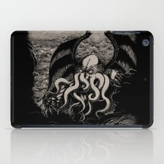 The Rise of Great Cthulhu iPad Case